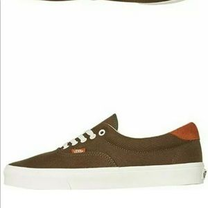 Vans Era 59 Flannel Dusty Olive Men's Classic Skat